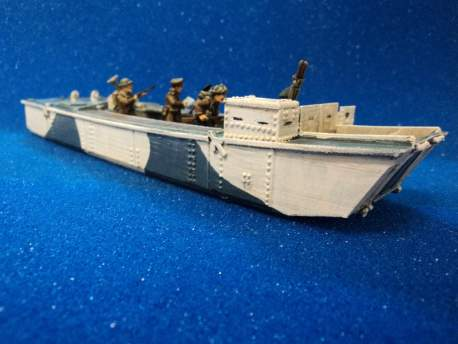 LCA British Landing Craft Assault 1:56 (28mm)