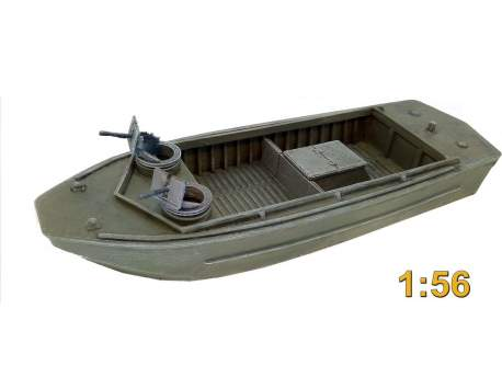 LCP(L) US landing craft 1:56 (28mm)