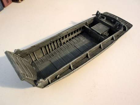 LCVP Higgins (Late) US landing craft 1:56 (28mm)