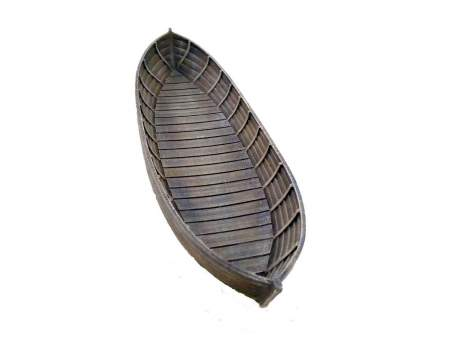 Multi-period 30-Foot Clinker Boat 1:56 (28mm)