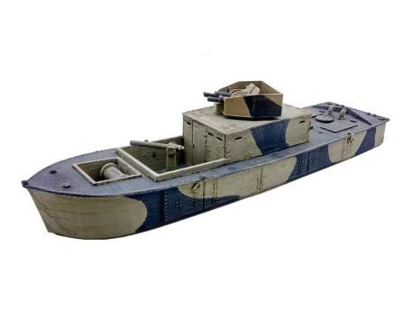 LCS(M) British Landing Craft Support(MK3) 1:56 (28mm)