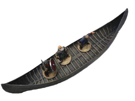 Viking boat 1:56 (28mm)