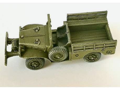 Dodge WC52 ¾ Ton Truck, 28mm, 1:56 scale