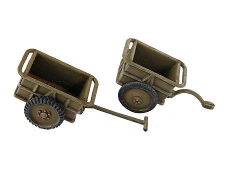 Wehrmacht Infantry cart If.8, 28mm (1:56)